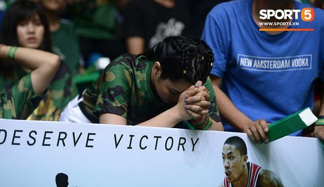 Nỗi tuyệt vọng bao trùm nhà thi đấu Đa Năng sau thất bại của cựu vương Cantho Catfish tại VBA 2019 - ảnh 8