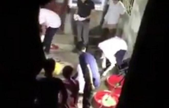 Nam Định: Chiều đánh vợ rồi bỏ ra ngoài, tối về chồng phát hiện vợ đã tử vong - ảnh 1