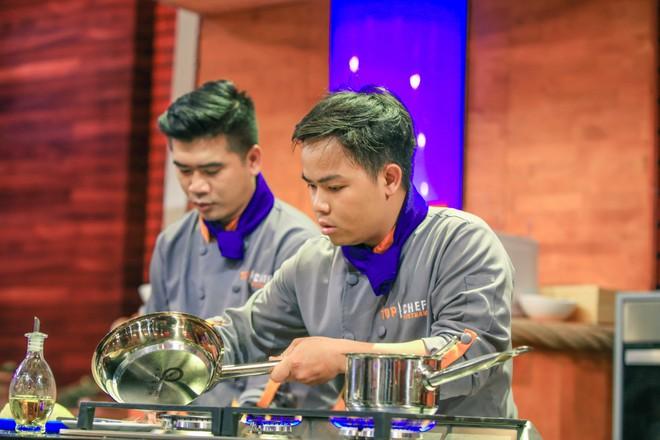 Top Chef Vietnam: Thí sinh khẳng định mình bị chơi xấu khi quyển sổ công thức không cánh mà bay - ảnh 6