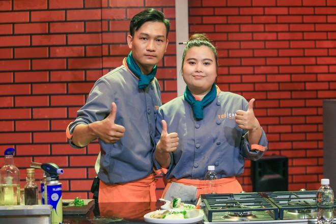 Top Chef Vietnam: Thí sinh khẳng định mình bị chơi xấu khi quyển sổ công thức không cánh mà bay - ảnh 4