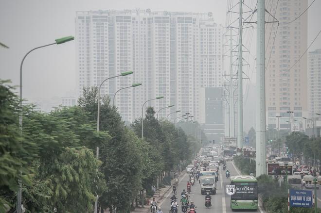 Bác sĩ cảnh báo tình trạng ô nhiễm không khí ở Hà Nội: Chúng ta đang quá lạm dụng khái niệm khẩu trang y tế - ảnh 1