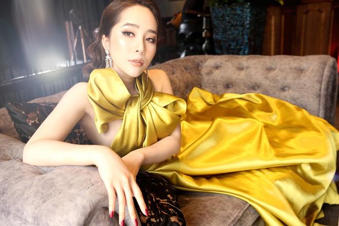 Quỳnh Nga lộ diện với gương mặt ngày càng khác lạ, hé lộ lý do mất tích sau thành công của vai diễn Nhã Tuesday - ảnh 2
