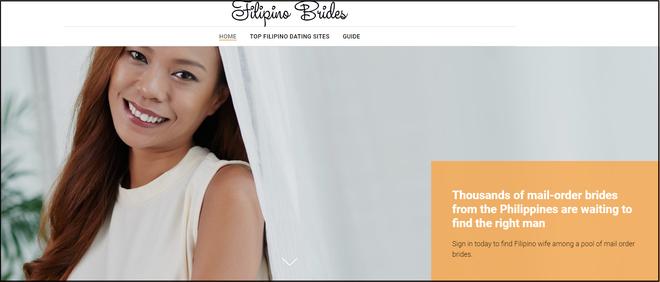Loạt website giới thiệu cô dâu Philippines muốn lấy chồng ngoại, chấp nhận bị trưng bày như hàng hóa để đổi đời nhưng hầu hết là lừa đảo - ảnh 3