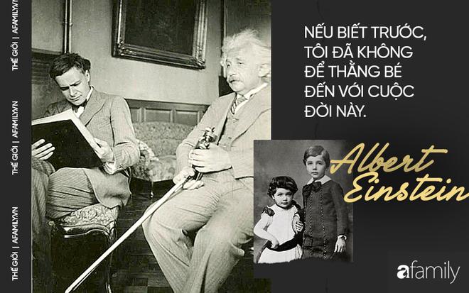 Người con trai út bị lãng quên của Albert Einstein: Tư chất thông minh nhưng kết cục bi thảm và nỗi ám ảnh day dứt của người cha thiên tài - ảnh 3