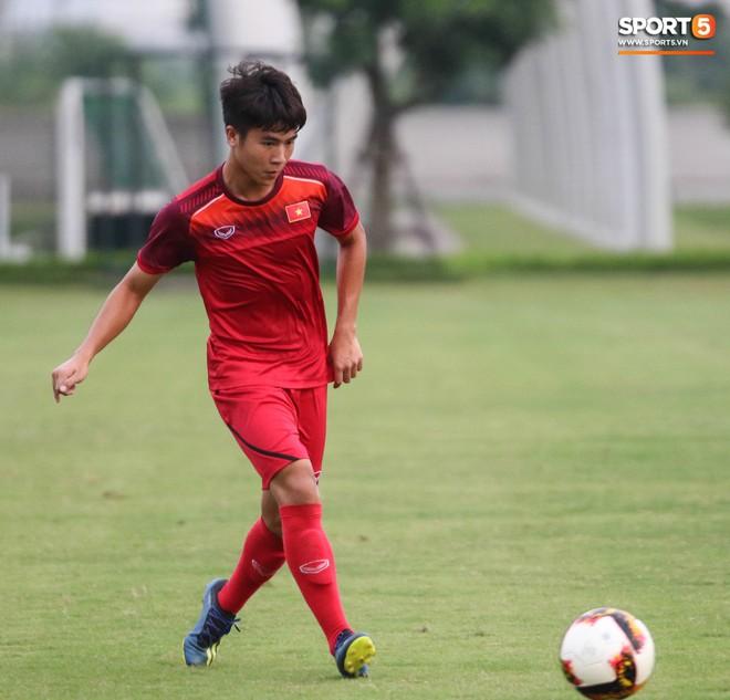 U19 Việt Nam thay đổi tích cực trong lần thử lửa đầu tiên dưới thời HLV trưởng Philippe Troussier - ảnh 4