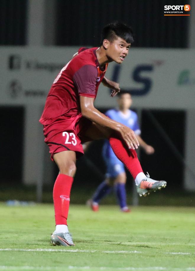 U19 Việt Nam thay đổi tích cực trong lần thử lửa đầu tiên dưới thời HLV trưởng Philippe Troussier - ảnh 13