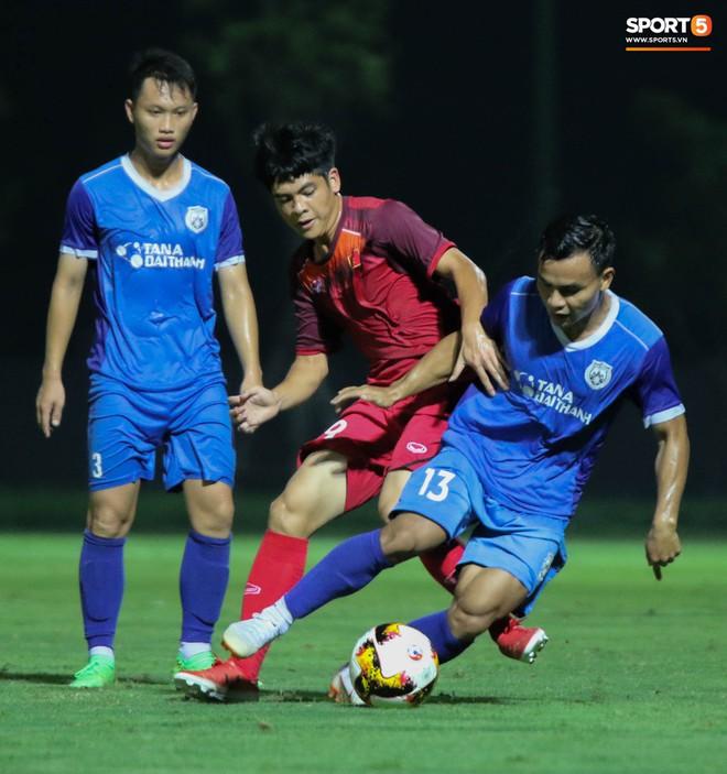 U19 Việt Nam thay đổi tích cực trong lần thử lửa đầu tiên dưới thời HLV trưởng Philippe Troussier - ảnh 10
