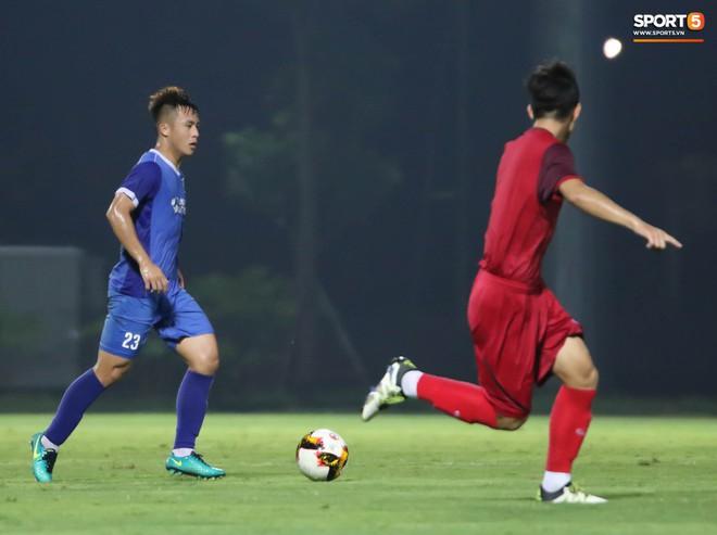 U19 Việt Nam thay đổi tích cực trong lần thử lửa đầu tiên dưới thời HLV trưởng Philippe Troussier - ảnh 12