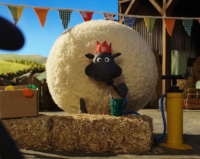 Tan chảy với lũ cừu cute lạc lối ở Shaun The Sheep Movie: Người Bạn Ngoài Hành Tinh - ảnh 5