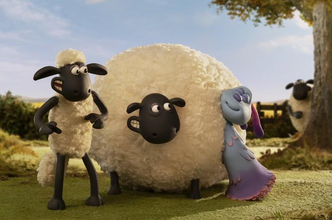 Tan chảy với lũ cừu cute lạc lối ở Shaun The Sheep Movie: Người Bạn Ngoài Hành Tinh - ảnh 1
