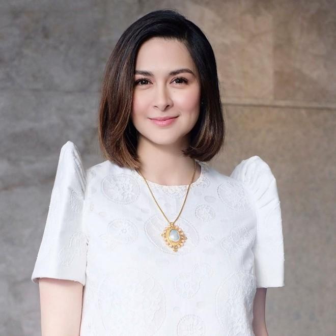 Vừa cắt tóc, mẹ 3 con đẹp nhất Philippines khiến dân tình ngỡ ngàng vì quá giống Song Hye Kyo - ảnh 6