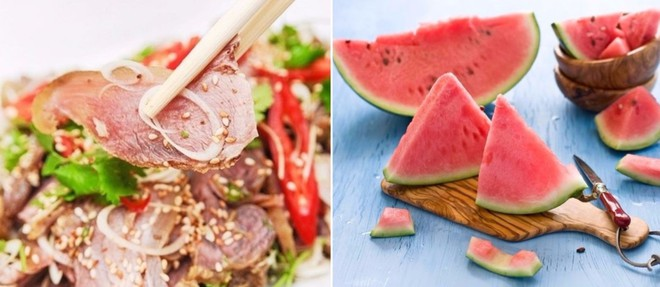 Những loại thực phẩm không thể ăn chung với nhau vì dễ gây ngộ độc, tiêu chảy - ảnh 5