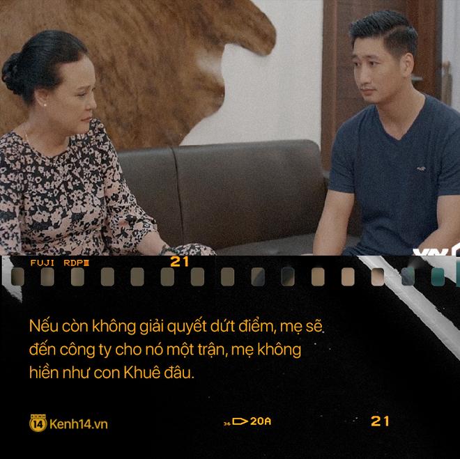 Học thuộc lòng 9 câu thoại để đời của mẹ chồng quốc dân Hoa Hồng Trên Ngực Trái: Mẹ cấm con xúc phạm vợ mình! - ảnh 6