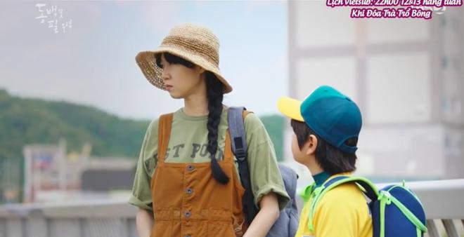 Cú lừa thế kỉ của Gong Hyo Jin (Khi Cây Trà Trổ Hoa): Dập người yêu cũ và crush bằng đứa con 6 tuổi - Ảnh 3.