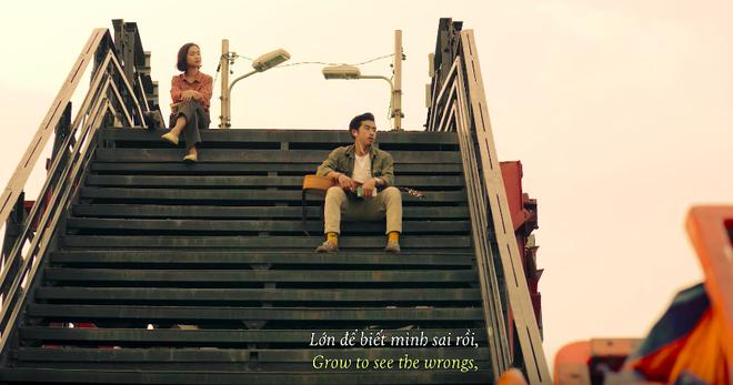 Cả bầu trời triết lý tình yêu ở trailer Trời Sáng Rồi, Ta Ngủ Đi Thôi: Không thay đổi được ai, nhưng mình nói chuyện với nhau được mà! - ảnh 4