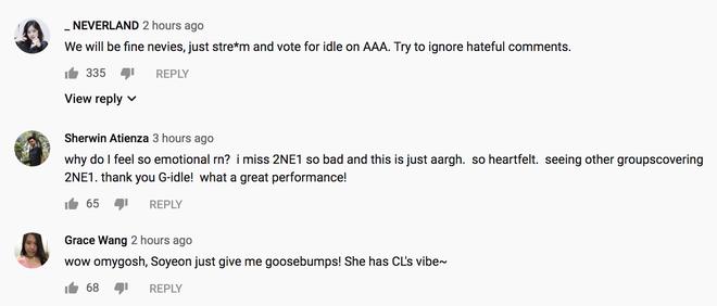 (G)I-DLE thổi hồn mới hit huyền thoại của 2NE1 cực ấn tượng, nhưng vẫn phải công nhận nhạc nhà YG chỉ nghệ sĩ YG hát được mà thôi! - Ảnh 6.