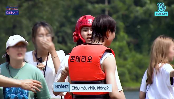 Trai đẹp của boygroup người Việt D1Verse gặp chấn thương nhẹ khi nô đùa dưới nước - ảnh 6