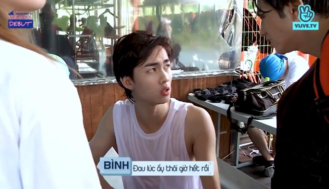 Trai đẹp của boygroup người Việt D1Verse gặp chấn thương nhẹ khi nô đùa dưới nước - ảnh 7