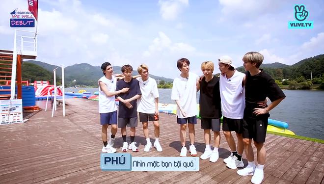 Trai đẹp của boygroup người Việt D1Verse gặp chấn thương nhẹ khi nô đùa dưới nước - ảnh 1