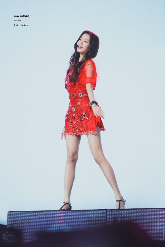 Mỹ nhân Kpop gây sốt trên chương trình Nhật Bản vì sở hữu đôi chân xứng tầm đối thủ với Lisa (BLACKPINK), đã thế lại mới 16 tuổi! - ảnh 5
