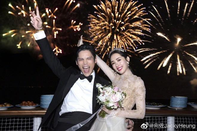 Đám cưới như trò hề của Cbiz: Liên tục phủ nhận, tình cũ Seungri và cháu trùm mafia Hong Kong hôm nay tung ảnh hôn lễ - ảnh 13