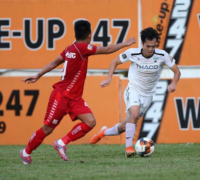 Cục diện cuộc đua trụ hạng V.League 2019 cực nóng sau trận thắng của Khánh Hòa: HAGL và Viettel vẫn chưa thể thoát hiểm - ảnh 2