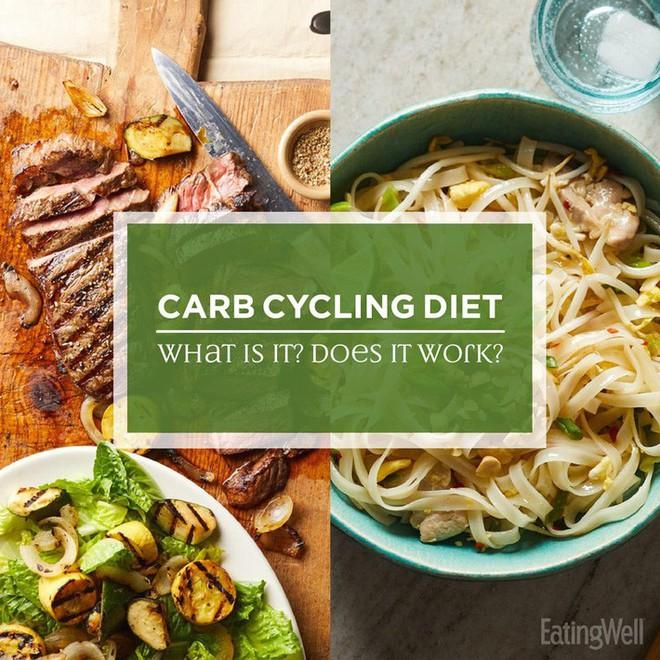 Chế độ ăn Carb xoay vòng không khắc nghiệt này sẽ giúp bạn giảm cân hiệu quả - ảnh 1