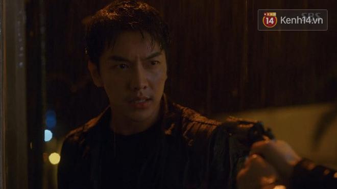 Dọa cho nổ tung đầu Suzy, Lee Seung Gi được chị đẹp cho ăn cú tát lật mặt ngay tập 2 Vagabond - ảnh 4