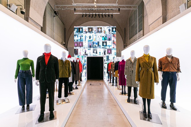 Hãng thời trang Nhật Bản UNIQLO tổ chức triển lãm quốc tế tại London - ảnh 3