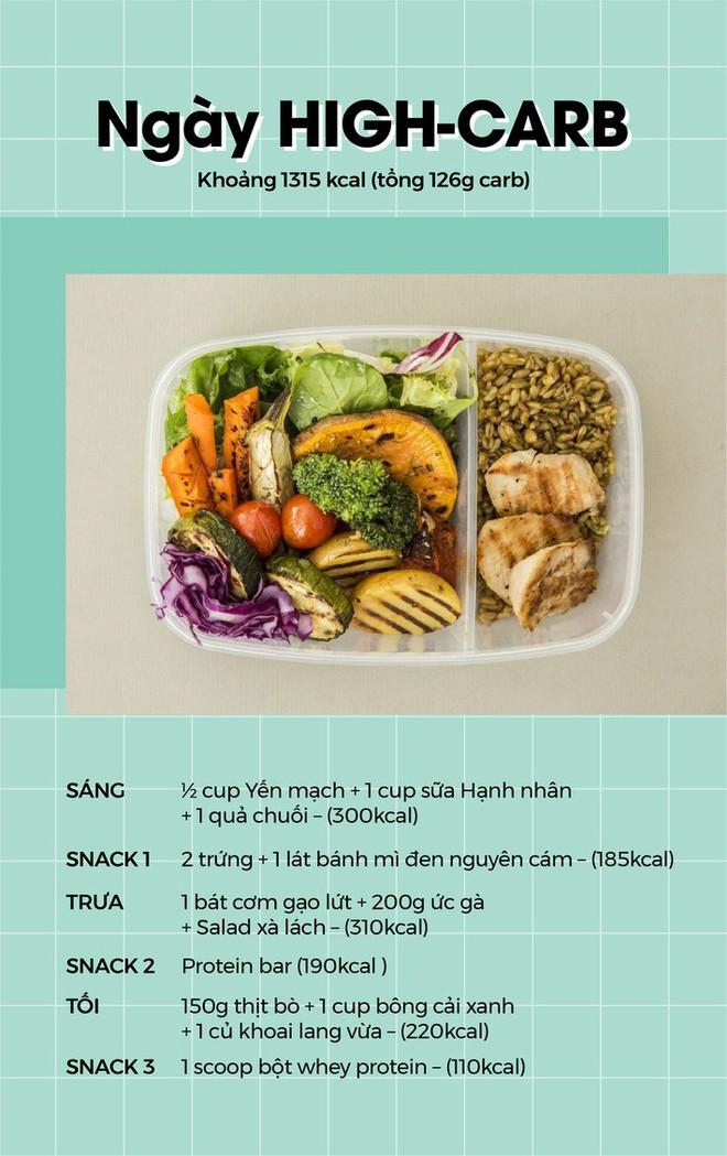 Chế độ ăn Carb xoay vòng không khắc nghiệt này sẽ giúp bạn giảm cân hiệu quả - ảnh 4