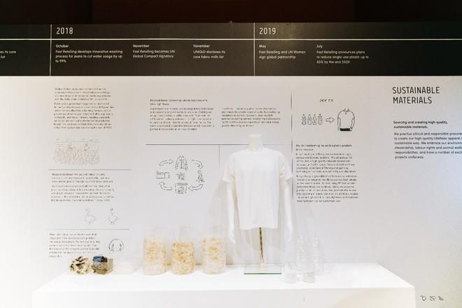 Hãng thời trang Nhật Bản UNIQLO tổ chức triển lãm quốc tế tại London - ảnh 6