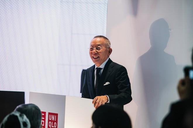 Hãng thời trang Nhật Bản UNIQLO tổ chức triển lãm quốc tế tại London - ảnh 8