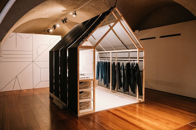 Hãng thời trang Nhật Bản UNIQLO tổ chức triển lãm quốc tế tại London - ảnh 10