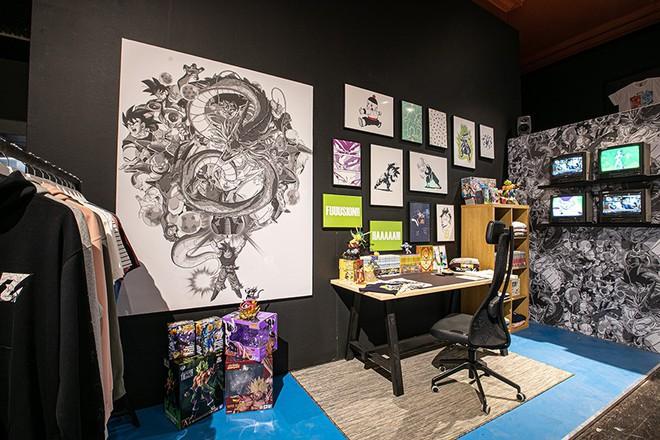 Hãng thời trang Nhật Bản UNIQLO tổ chức triển lãm quốc tế tại London - ảnh 11