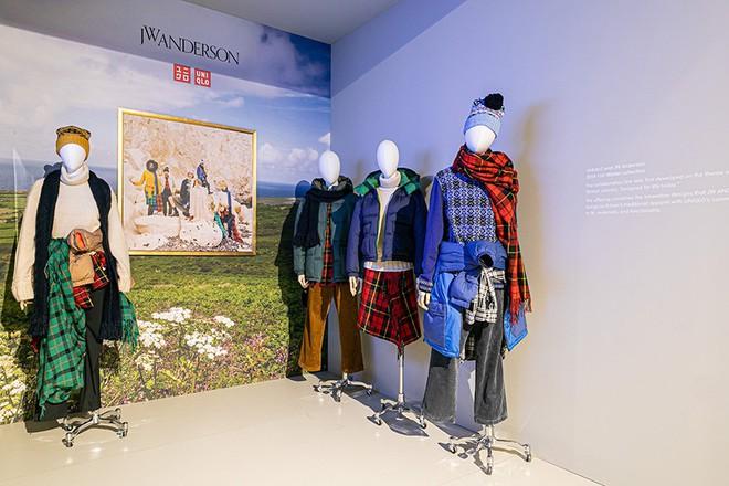 Hãng thời trang Nhật Bản UNIQLO tổ chức triển lãm quốc tế tại London - ảnh 12