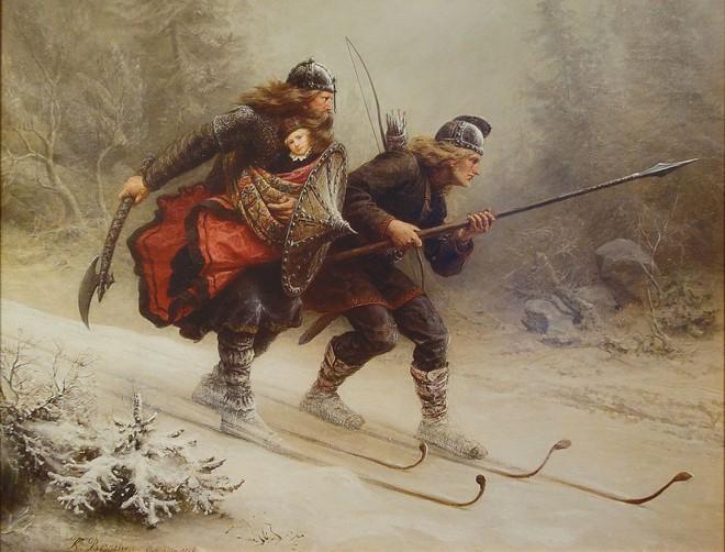 Cách giải trí của tộc Viking: Khét tiếng tàn bạo nên đến trượt tuyết cũng phải máu lửa nhất lịch sử - ảnh 8
