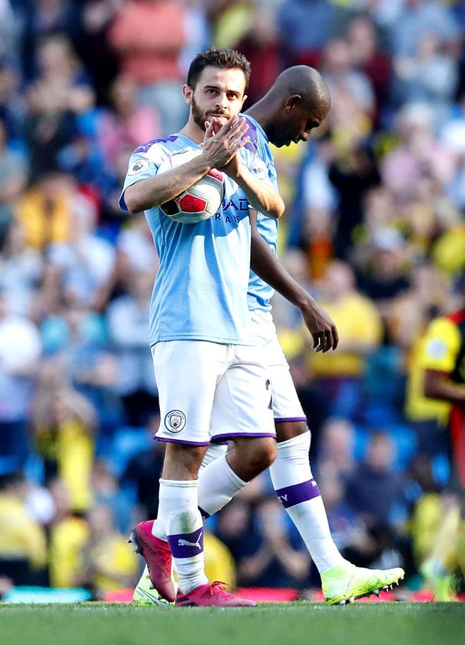 Man City thiết lập hàng loạt thành tích chưa từng có trong lịch sử Ngoại hạng Anh sau màn hạ sát 8 bàn không gỡ - Ảnh 7.