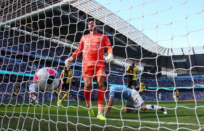 Man City thiết lập hàng loạt thành tích chưa từng có trong lịch sử Ngoại hạng Anh sau màn hạ sát 8 bàn không gỡ - ảnh 2