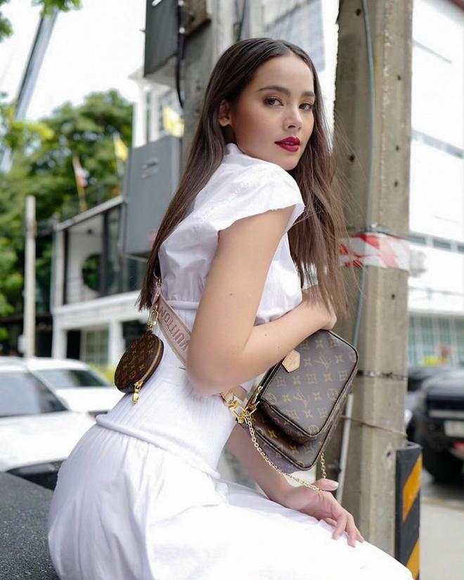 Mua 1 được hẳn 3 lại mix thế nào cũng đẹp, đây đang là chiếc túi hàng hiệu được các fashionista khắp muôn nơi mê tít - ảnh 12
