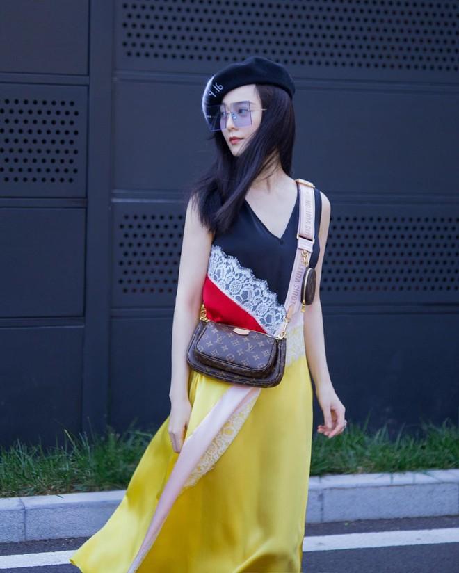 Mua 1 được hẳn 3 lại mix thế nào cũng đẹp, đây đang là chiếc túi hàng hiệu được các fashionista khắp muôn nơi mê tít - ảnh 8