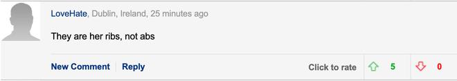 Bella Hadid gây sốc với mặt mộc bơ phờ và body gầy lộ cả xương sườn, đáng chú ý là phản ứng của netizen - Ảnh 6.