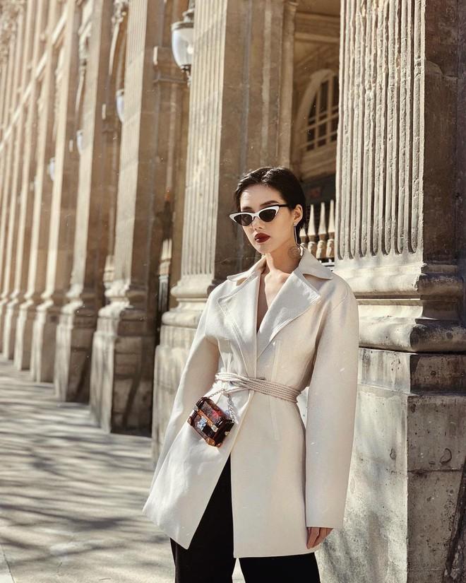 Túi hiệu đâu ra mà lắm thế: Hẳn nên gọi Khánh Linh là cô em nhiều túi' chứ không chỉ là cô em trendy - ảnh 11