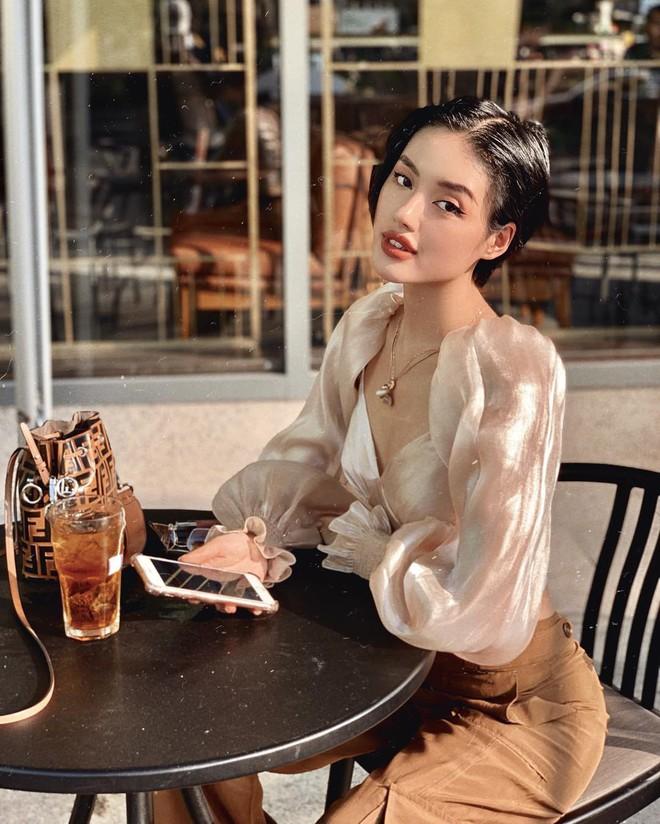 Túi hiệu đâu ra mà lắm thế: Hẳn nên gọi Khánh Linh là cô em nhiều túi' chứ không chỉ là cô em trendy - ảnh 9