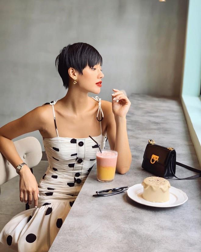 Túi hiệu đâu ra mà lắm thế: Hẳn nên gọi Khánh Linh là cô em nhiều túi' chứ không chỉ là cô em trendy - ảnh 13