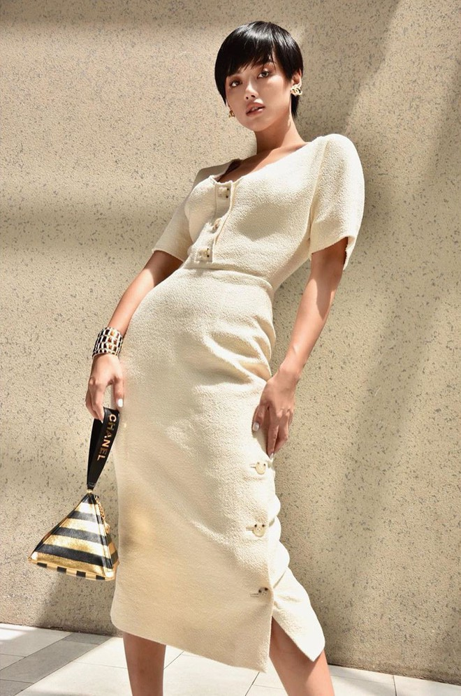 Túi hiệu đâu ra mà lắm thế: Hẳn nên gọi Khánh Linh là cô em nhiều túi' chứ không chỉ là cô em trendy - ảnh 6