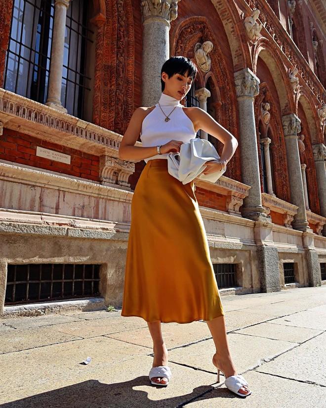 Túi hiệu đâu ra mà lắm thế: Hẳn nên gọi Khánh Linh là cô em nhiều túi' chứ không chỉ là cô em trendy - ảnh 5