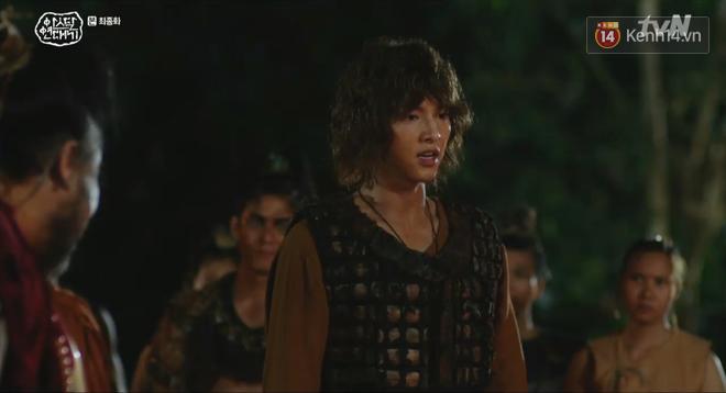 Arthdal Niên Sử Kí tập cuối bùng nổ, căng thẳng đến nghẹt thở vì IQ vô cực của hai Song Joong Ki! - ảnh 3