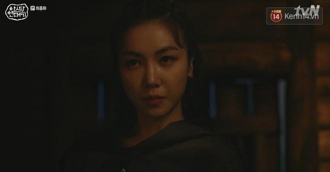 Arthdal Niên Sử Kí tập cuối bùng nổ, căng thẳng đến nghẹt thở vì IQ vô cực của hai Song Joong Ki! - ảnh 17
