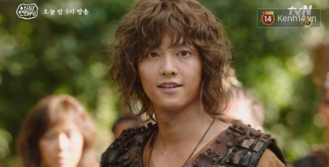 Arthdal Niên Sử Kí tập cuối bùng nổ, căng thẳng đến nghẹt thở vì IQ vô cực của hai Song Joong Ki! - ảnh 6