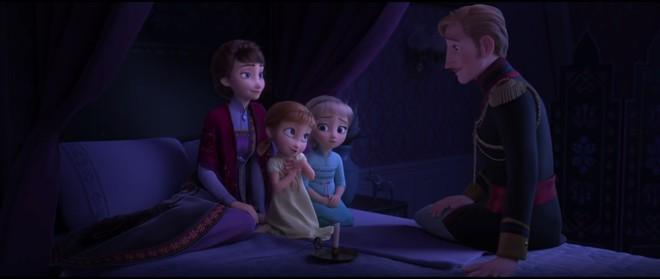 Frozen 2 tung trailer nóng: Disney hack nội công Elsa, bá đạo thế này chơi 1 mình nhé gái ơi chứ ai làm lại? - Ảnh 2.